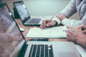 簡易課税制度選択届出書の作成